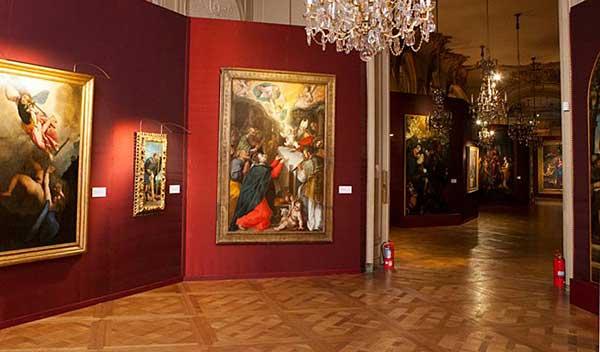 Iluminaci n para cuadros que por primera vez salen de italia el blog de fraga iluminaci n - Iluminacion para cuadros ...